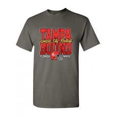 TAMPA-Bound T-shirt (Charcoal)