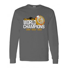 TAMPA-Bound Long-Sleeved T-shirt (Charcoal)