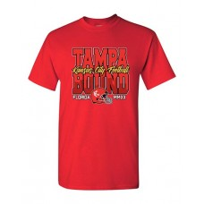 TAMPA-Bound T-shirt (Red)