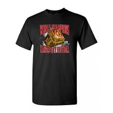 "CHIEFS SuperBowl Champs ""RING"" T-shirt (black)"