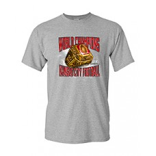 """CHIEFS SuperBowl Champs """"RING"""" T-shirt (sport grey)"""