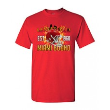 CHIEFS RED Miami-Bound T-shirt